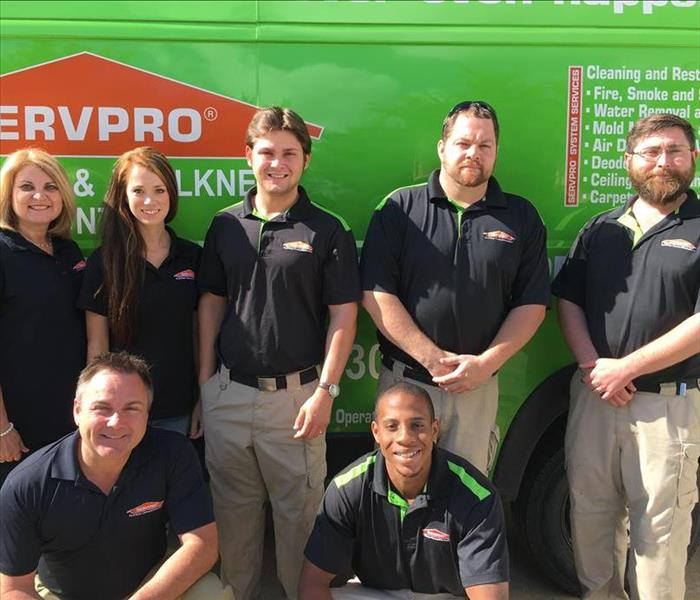 SERVPRO of Conway & Faulkner Counties Crew