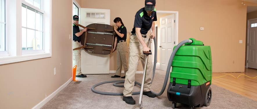 Conway, AR residential restoration cleaning